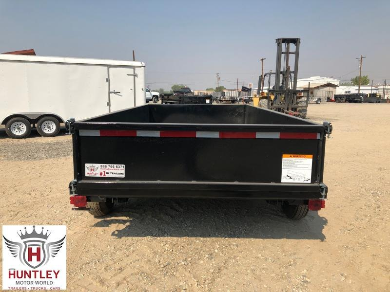 6X12 CarryOn Dump Trailer