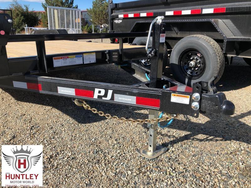 "83"" x 20' (CE) PJ Trailers Equipment Trailer"