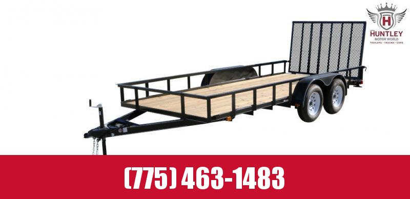 6X16GWPT2BRKTP 2021 Carry-On Landscape Trailer