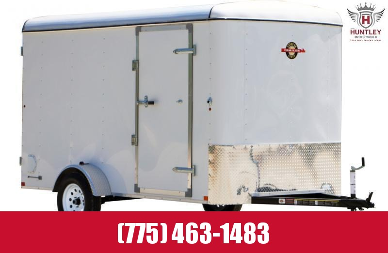 6X10CGR Enclosed Cargo Trailer 2021 Carry-On