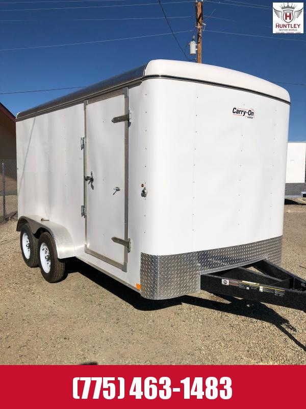 7X14CGEC Enclosed Cargo Trailer 2022 Carry-On