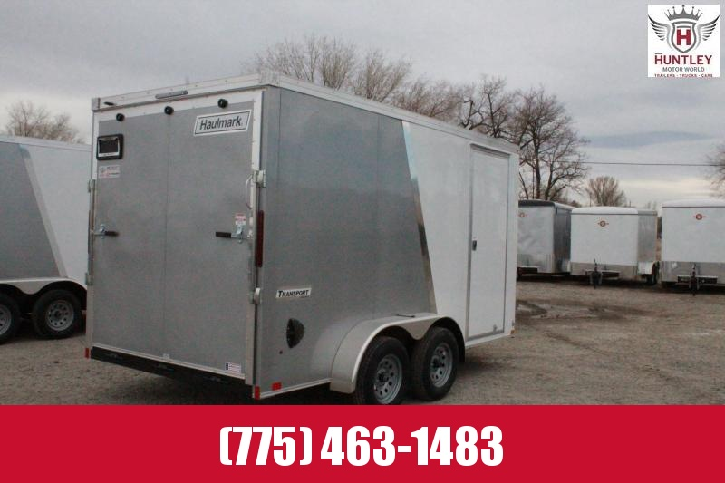 2020 Haulmark Transport- V-Nose Trailer Enclosed Cargo Trailer