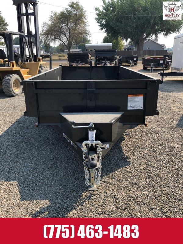 2021 Carry-On 6X12DUMPLP12K Dump Trailer
