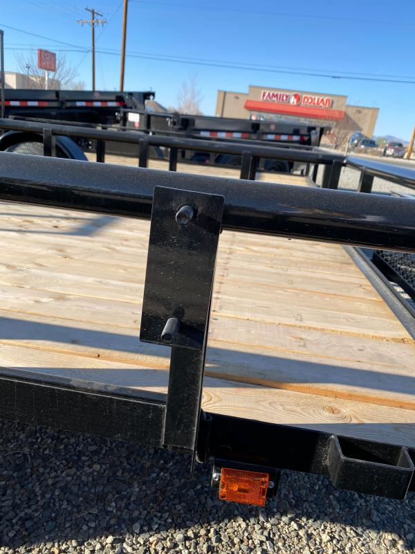 2021 Carry-On 6x14 Utility Trailer