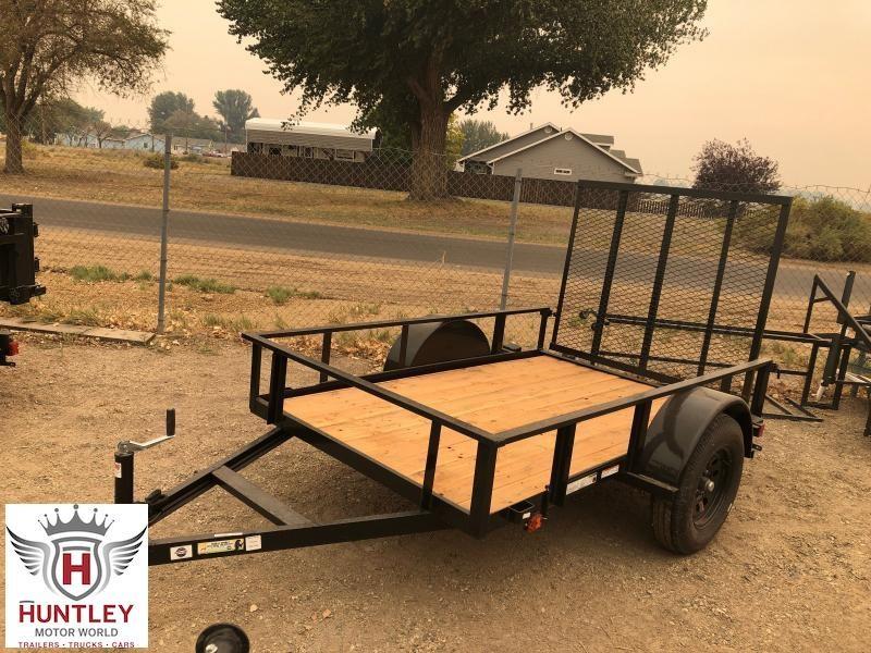 5X8 GWTTR Carry-On Landscape / Utility Trailer