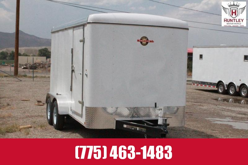 2020 Carry-On 7x14 CGREC Enclosed Cargo Trailer $4795