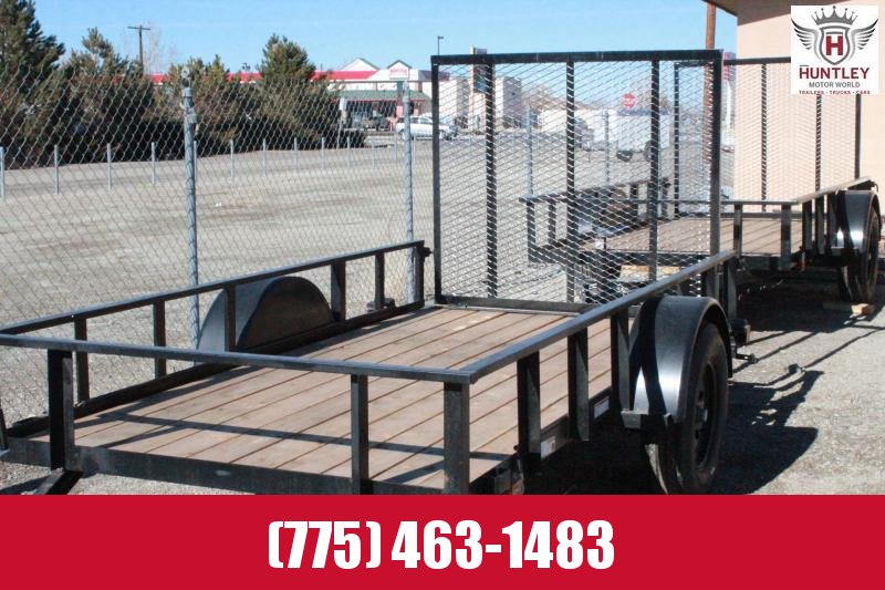 2021 Carry-On 5x10GWTTR Utility Trailer