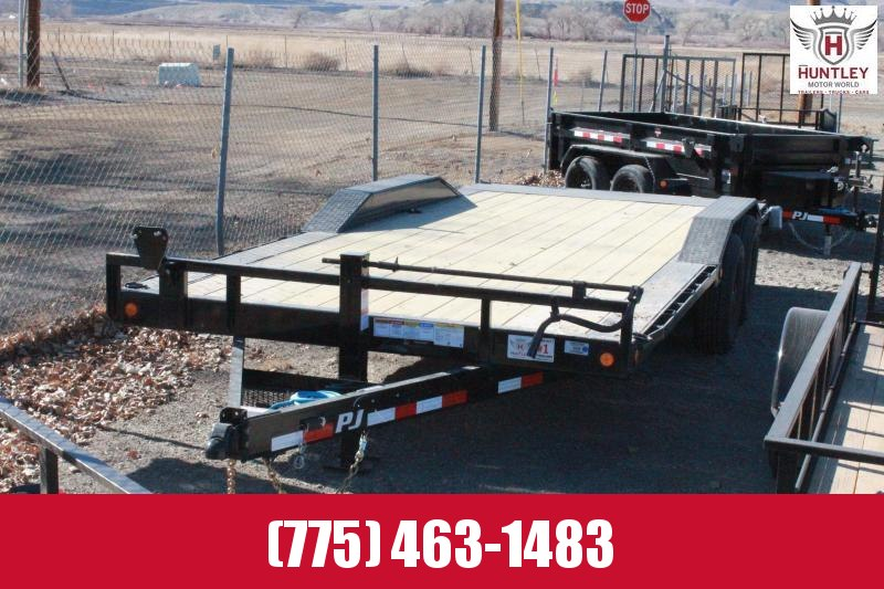 2021 PJ Trailers 6 in. Channel Super-Wide (B6) Car / Racing Trailer $6995