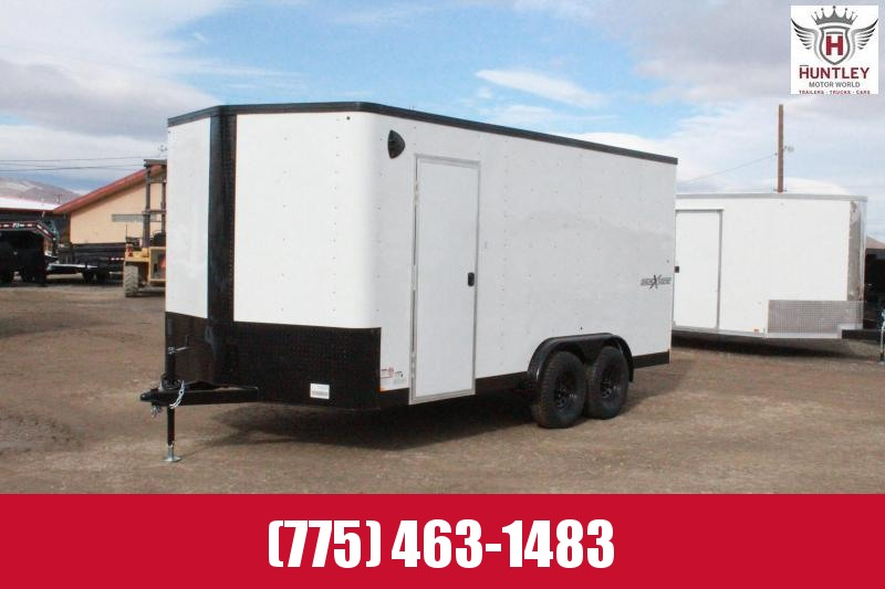 2021 Mirage Trailers XPS7.616TA2 Enclosed Cargo Trailer $8395