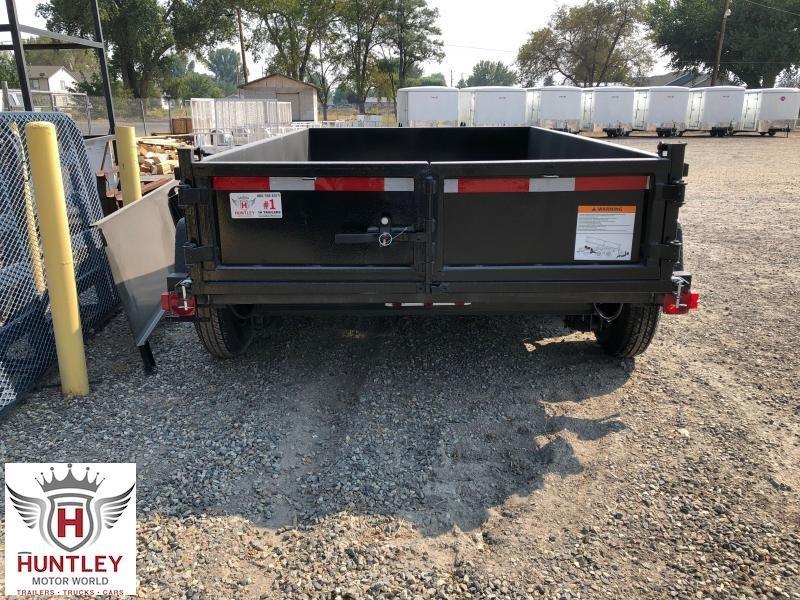 6 X 10 Carry On Dump Trailer