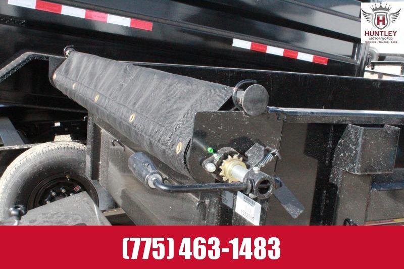 2021 PJ Trailers 60 in. Utility Dump (D5) Dump Trailer $ 5595