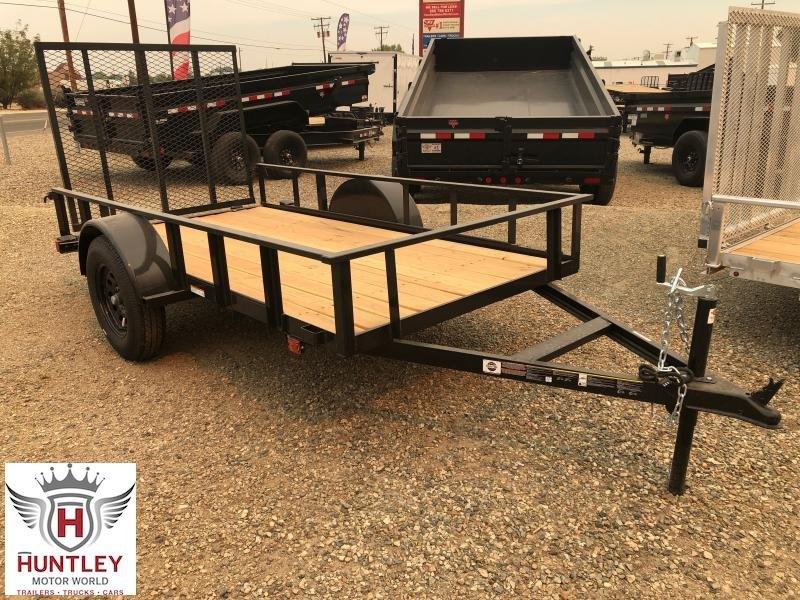 5X10 GWTTR Carry-On Utility Trailer
