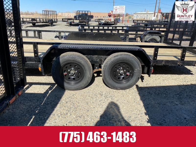 83X18' PJ Trailers Utility (UL) Utility Trailer-ATV