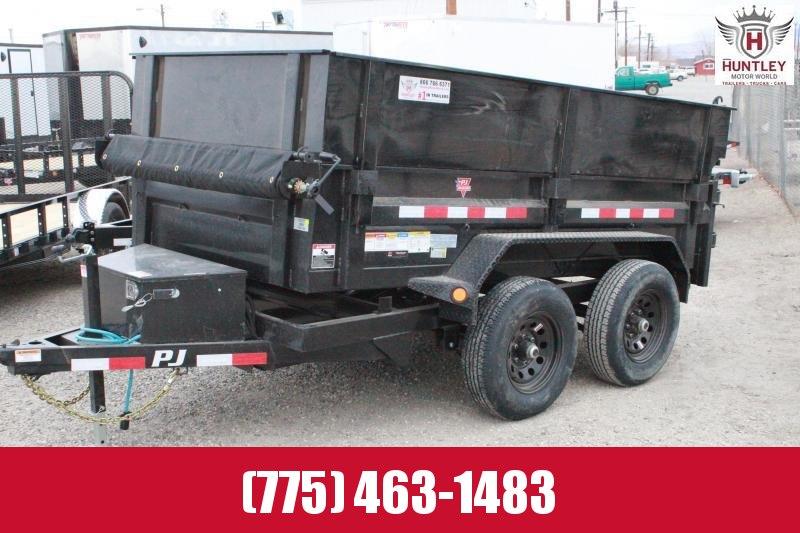 2021 PJ Trailers 60 in. Utility Dump (D5) Dump Trailer. $6995