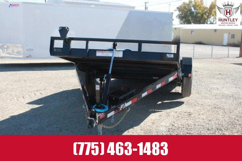 2021 PJ Trailers 83 in. Hydraulic Quick Tilt (TH) Equipment Trailer $6695