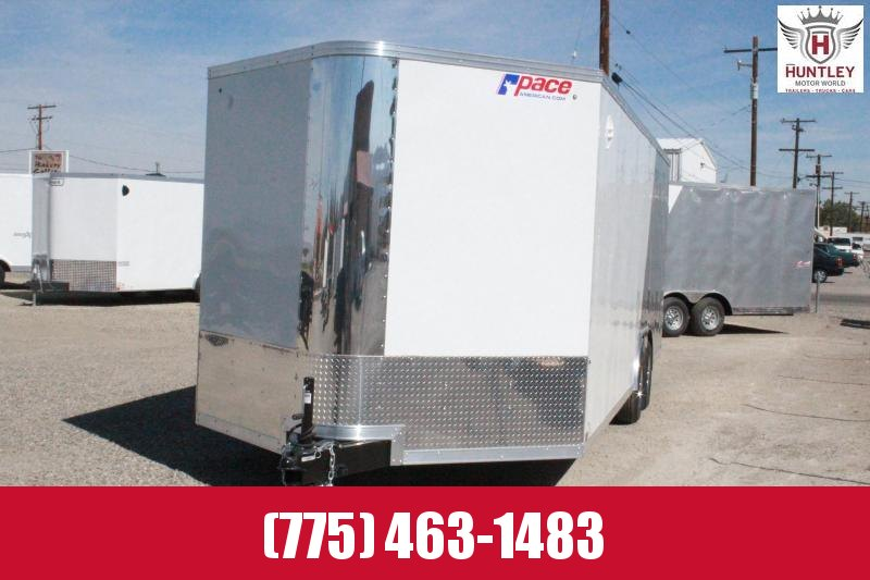 2021 Pace American PSADA8.5X24TE3FG Enclosed Cargo Trailer