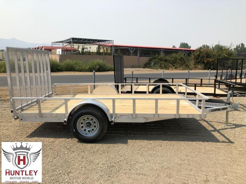 7X12 AGW Carry On Utility Trailer