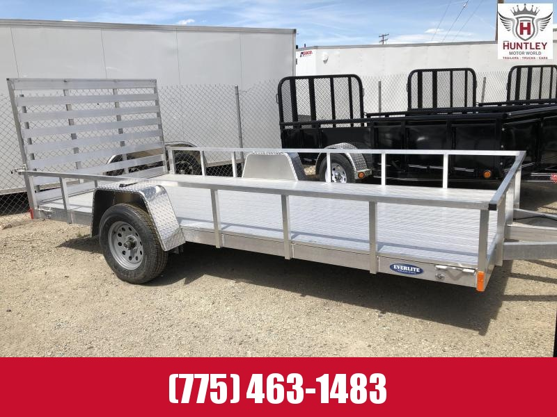 2020 EverLite Inc. UT78X14SI2 ATV Trailer