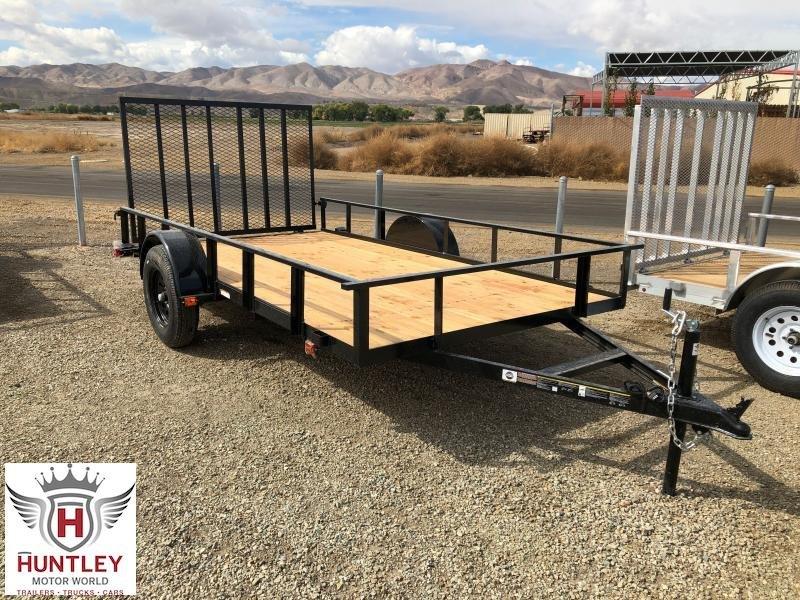 6X12 GWTTR Carry-On Utility Trailer