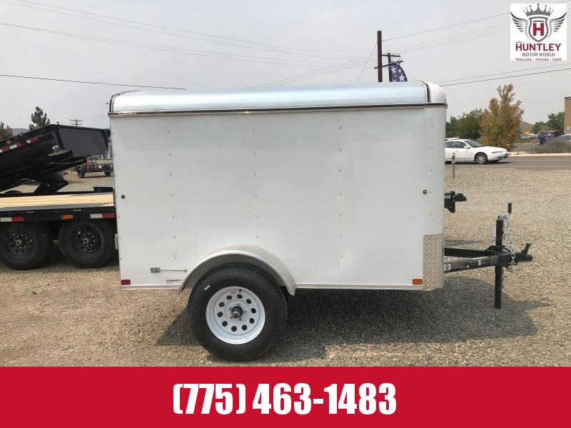 2021 Carry-On 5X8CGEC Enclosed Cargo Trailer