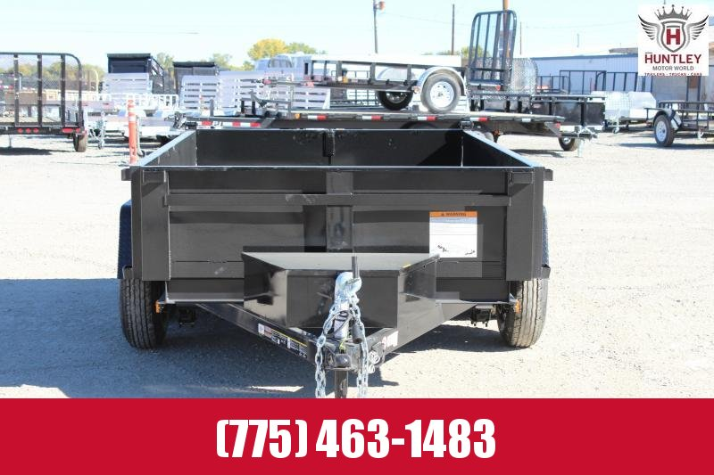 2020 Carry-On 6X10 DUMP LP 10K Dump Trailer
