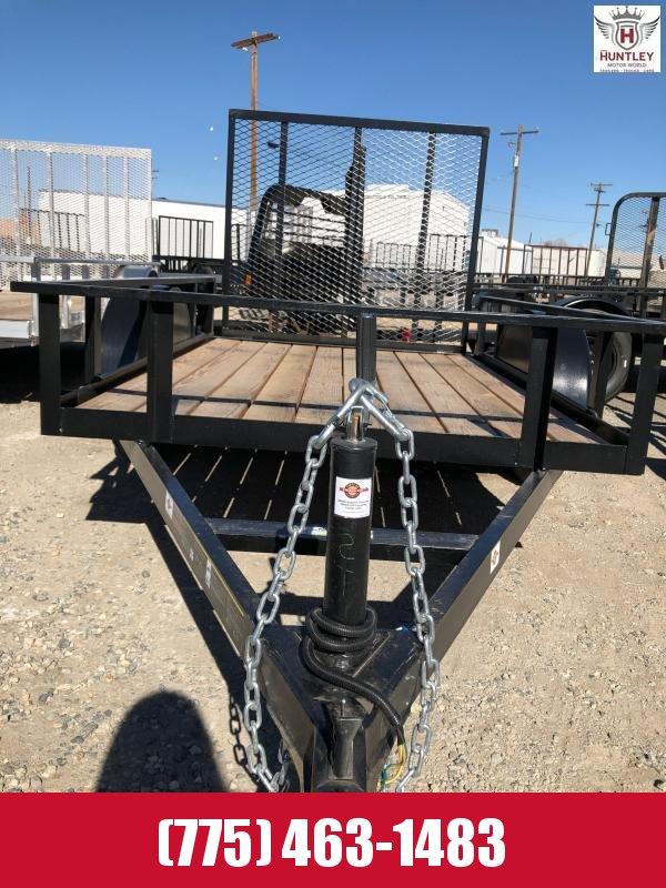2021 Carry-On 5X8GWTTR Utility Trailer $1495