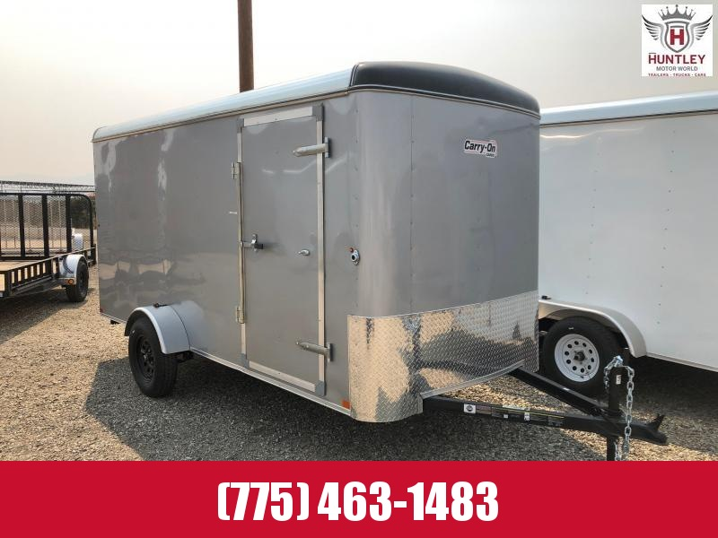2021 Carry-On 6X14CGR Enclosed Cargo Trailer