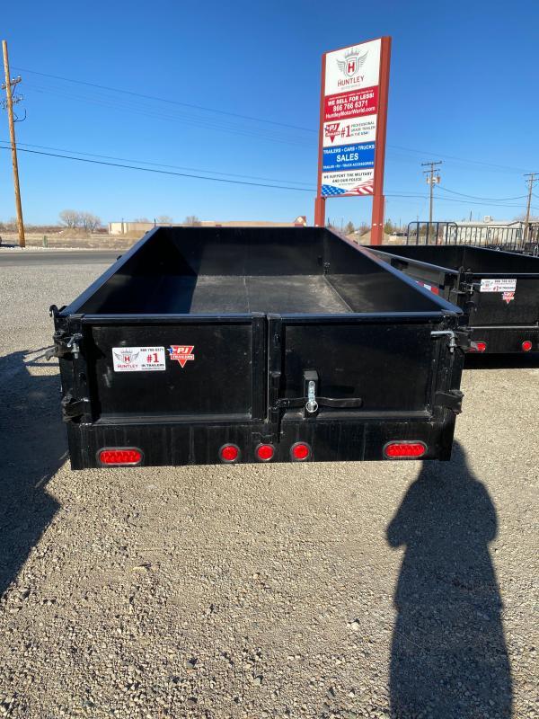 5'x10' PJ Trailers (D5) Dump Trailer $5395