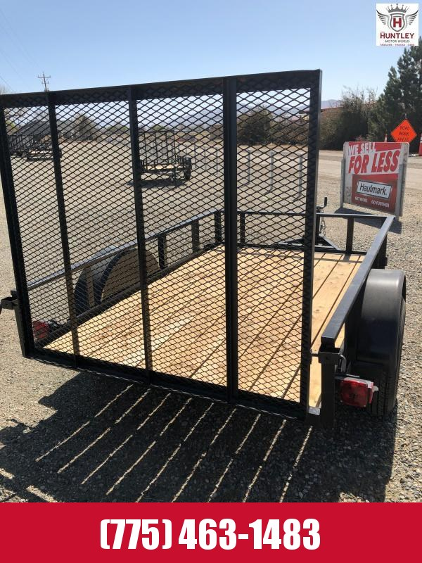 2021 Carry-On 5X8 Utility Landscape Trailer