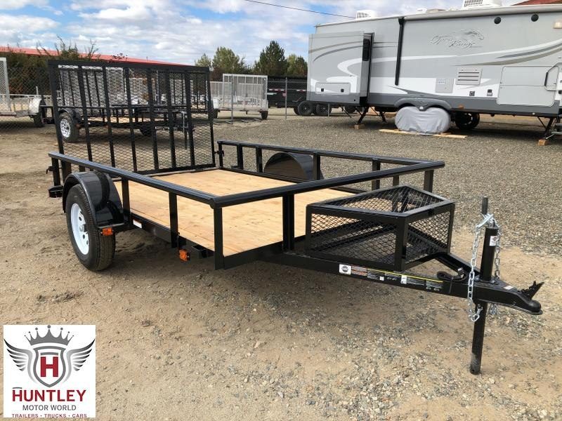 6X10GWPTLED Carry-On Utility Trailer