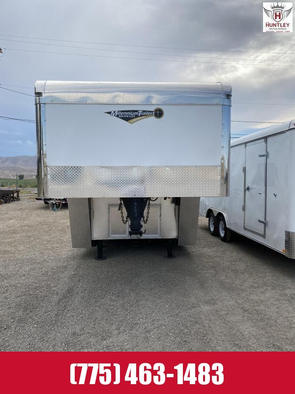 2019 Forest River AMG8.5X44TTA5 Racing Trailer