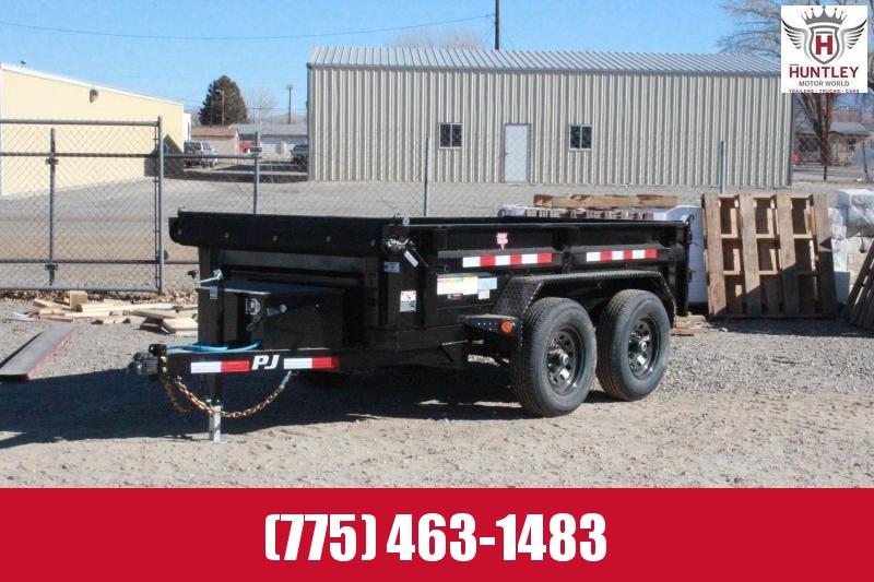 2021 PJ Trailers 60 in. Utility Dump (D5) Dump Trailer $6595
