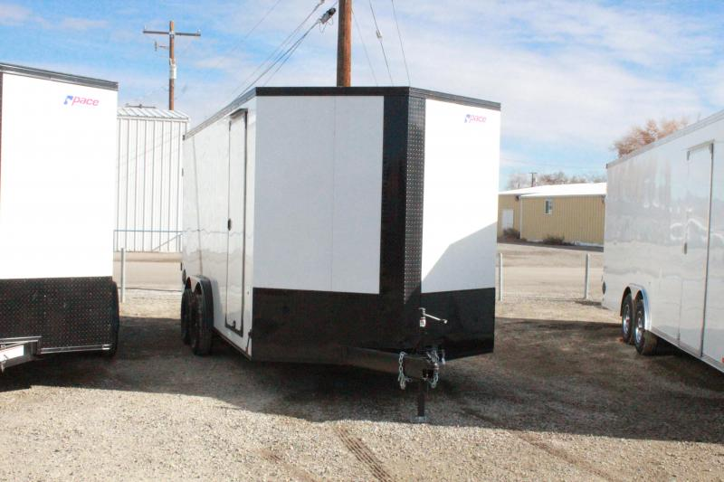 2021 Pace American Journey Cargo Se Flat  Cargo / Enclosed Trailer $8195