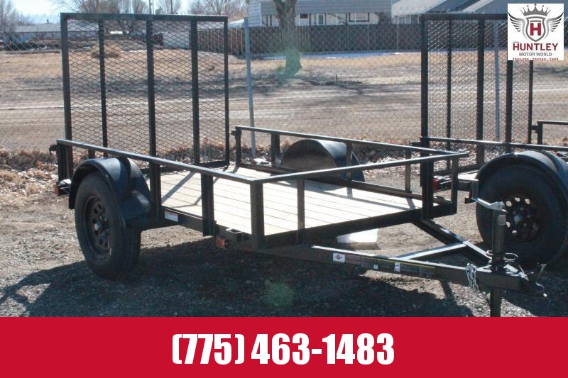 5x8 2021 Carry-On Utility Landscape Utility Trailer