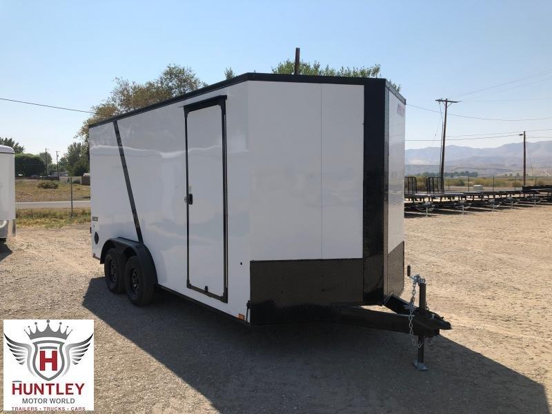 7.5X16 American Journey Cargo Se Flat  Cargo / Enclosed Trailer