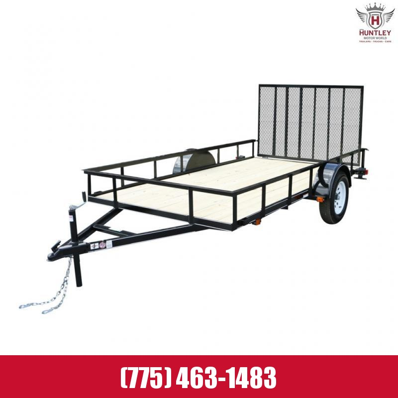 6X12GWTTR 2021 Carry-On Landscape Trailer
