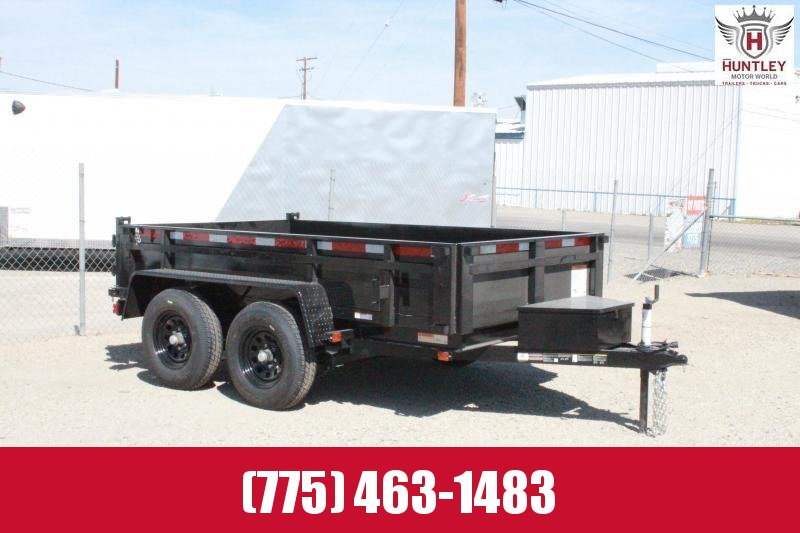 2021 Carry-On 6X10DUMPLP10K Dump Trailer $5695