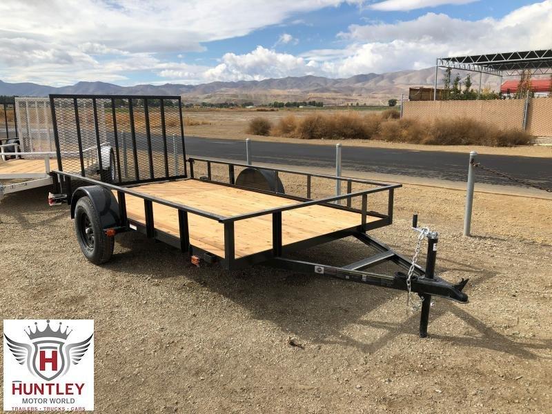 6X12GWTTR Carry-On Utility Trailer