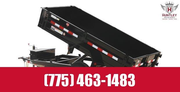 "2022 10X60"" PJ Trailers Utility Dump (D5)"
