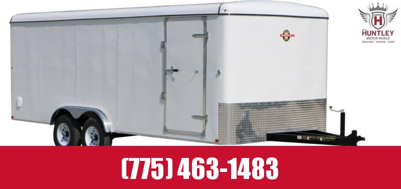 8.5X20CGR Enclosed Cargo Trailer 2022 Carry-On