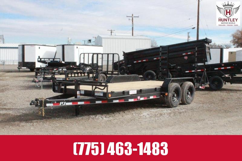 2021 PJ Trailers 6 in. Channel Equipment (CC) Car / Racing Trailer $5695