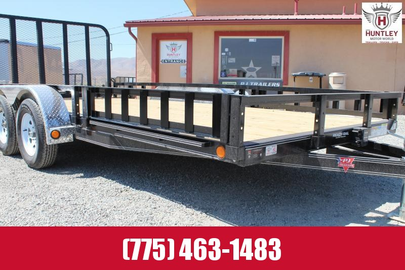 2021 PJ Trailers UL Other