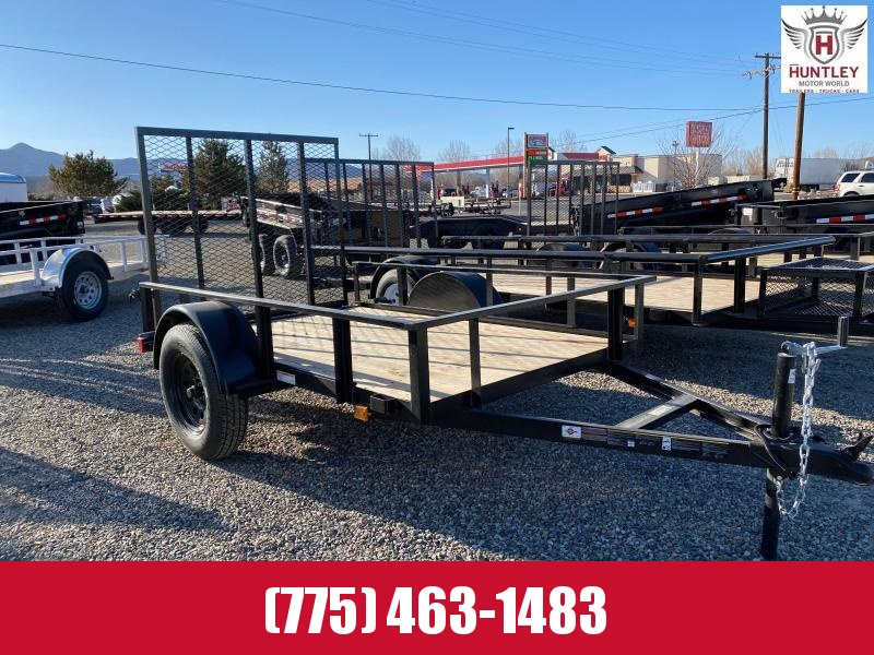 2021 Carry-On 5X8GWTTR Utility Trailer $1495