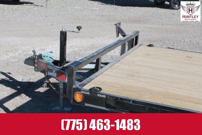 2021 PJ Trailers 5 in. Channel Equipment (CE) Equipment Trailer$5595