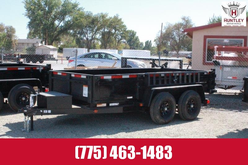 2021 Carry-On 6X12DUMPLP12K Dump Trailer $6595