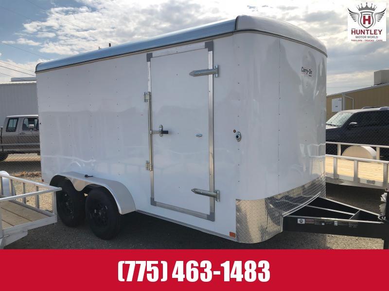 2021 Carry-On 7X14CGREC Enclosed Cargo Trailer