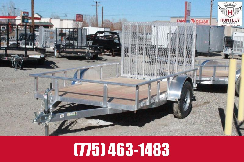 2021 Carry-On 6x10 Aluminum Utility Trailer