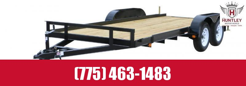 7X18CH2BRK2021 Carry-On Equipment Trailer