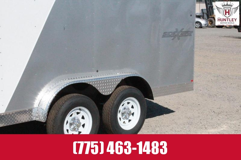 2021 Mirage/TNT Trailers XPS7.616TA2 Enclosed Cargo Trailer $7295
