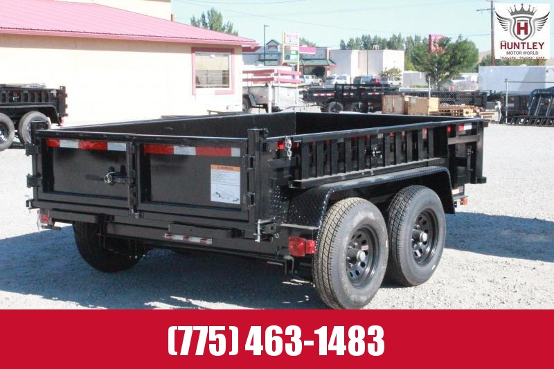 2020 Carry-On Low Pro 6x10 Dump Trailer